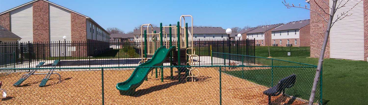 Maple Tree Apartment's Playground